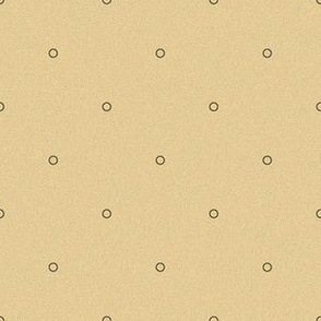 Polka Dots - Antique Beige