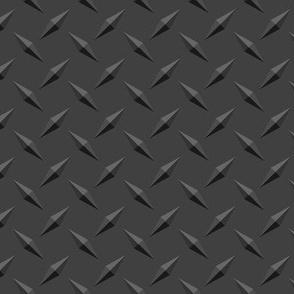 Dark Diamondplate Diamond Plate metal