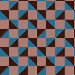 retro triangl