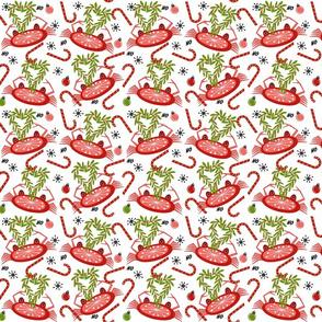 Christmas Eve snow crab for Chesapeakecomforts sewindigo