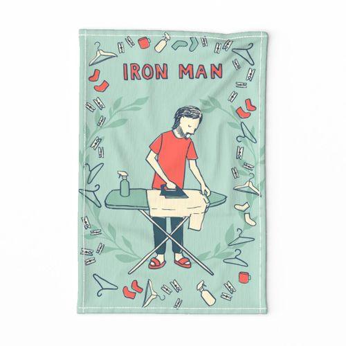 Iron Man - Tea Towel