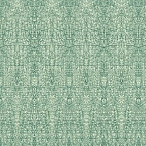 Dollar Bill Green Crosshatch