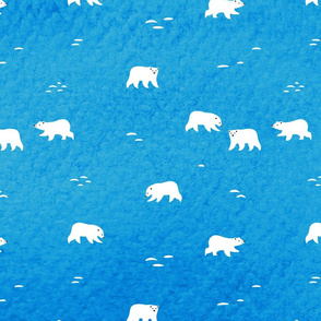 Polar Bears, Large