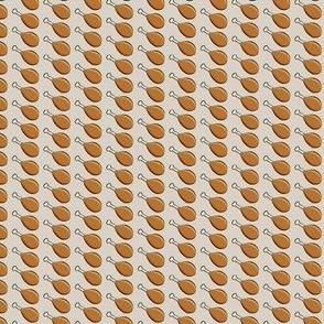 (micro scale) turkey legs - beige C18BS