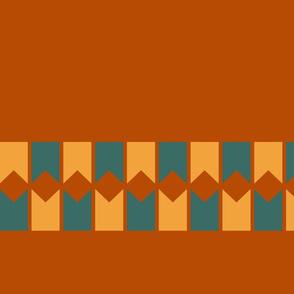 Desert Diamond Stripes