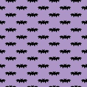 aloha bat washi on light grape
