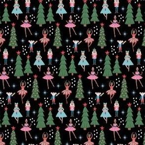 Nutcracker Christmas Ballet mini