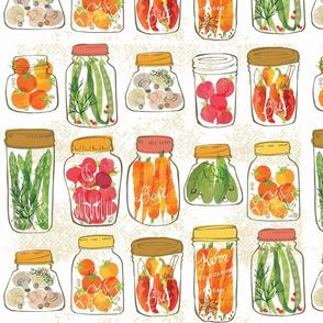 Pickled Vegtables