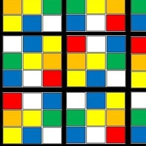 Rubik's Cubism