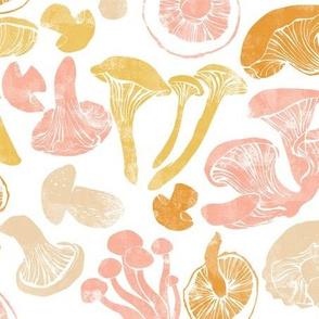 Texture Mushrooms