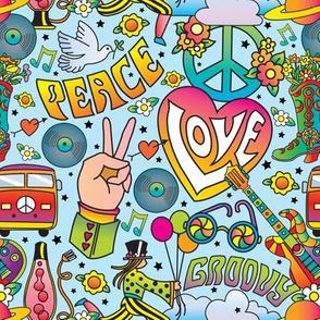 Peace _ Love connect larger version