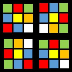 medium rubik cubisms