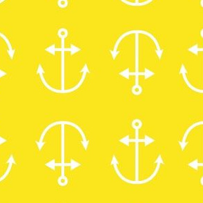 anchor down