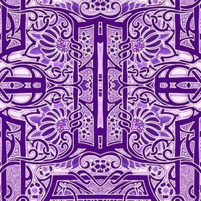 The Bold and the Purple
