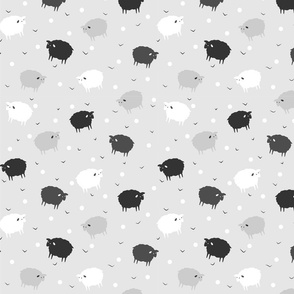 Count Sheeps Away Pattern