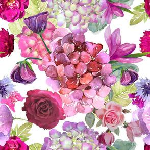 Moody Garden Floral