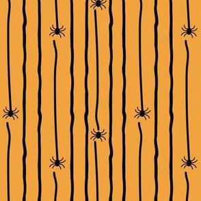 Haunted spiders