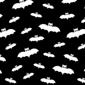 tiny bats black 60% smaller » halloween