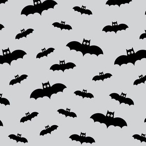 tiny bats light grey 60% smaller » halloween