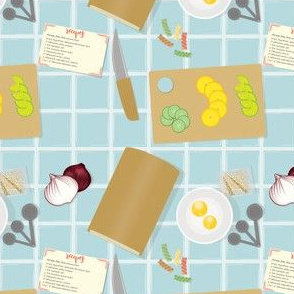 Cooking, Baking & Recipes