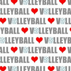 Heart Volleyball