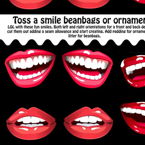Toss A Smile