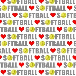 Heart Softball