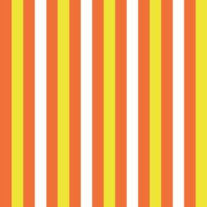 Candy Corn Stripes
