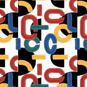 Abstract Mondrien