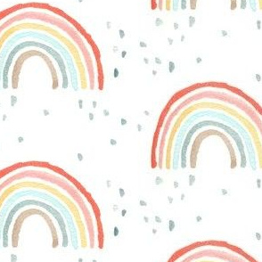 rainbow classic muted