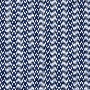 Variegated Chevron Stripe