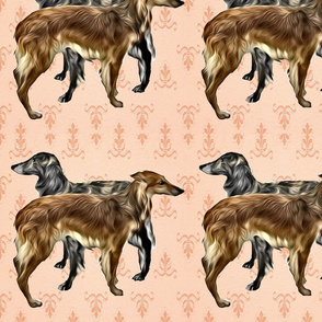 silken windhounds