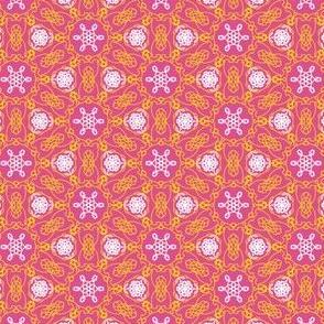pinky lace twirls