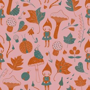 tiny autumn tale