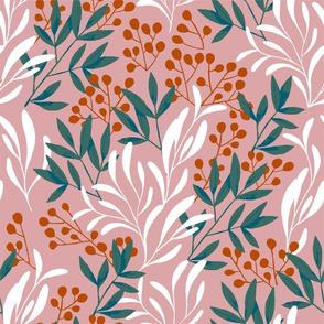 Spring Garden - Limited Palette