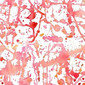 Strawberry Splatter
