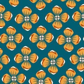 floral widget