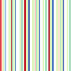 Holiday Brite Stripes