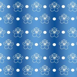 china patterns and polka dots