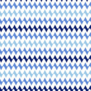 Triangles in Blueberry