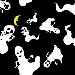 Shivery Ghosts