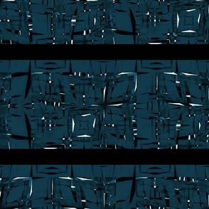 blue trims