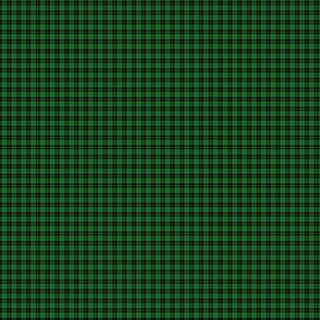"""Wallace hunting tartan, 1/4"""", 1:12 scale"""