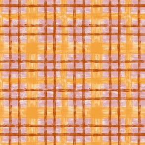 October Plaid N1 by Helenpdesigns