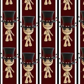 VooDoo Doll Stripes