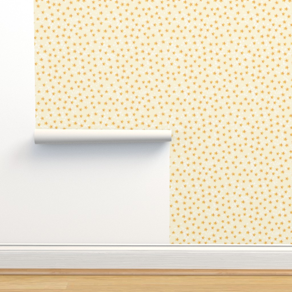 Isobar Durable Wallpaper featuring Shiny and Bright Day by juliamonroe