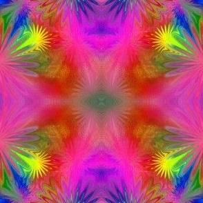 Exploding Starbursts 4x4