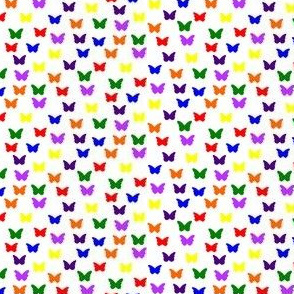 28Gifts Rainbow Butterflies