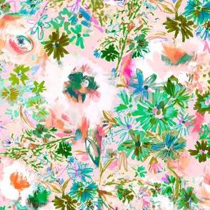 Wildwood Floral Pink