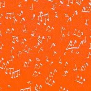 Cacophony in Orange